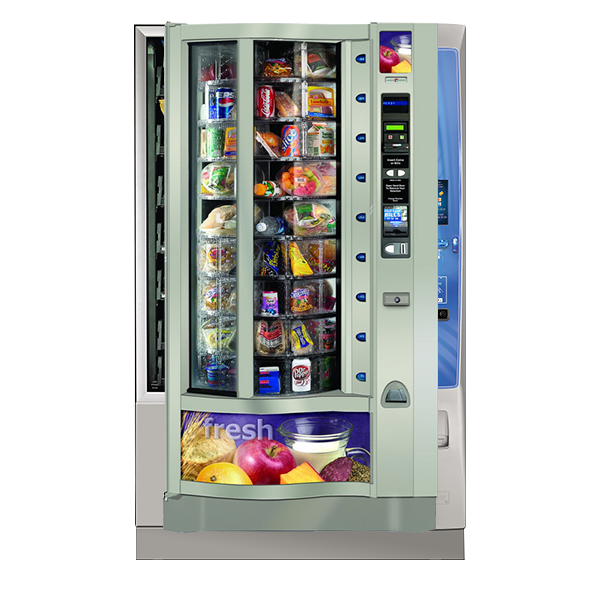 snack vending machine services